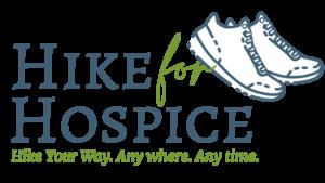 Hike for Hospice logo 2021